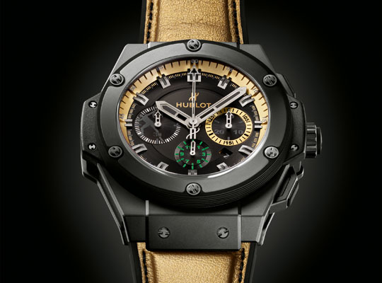 Hublot King Power Ferrari Replica Watch