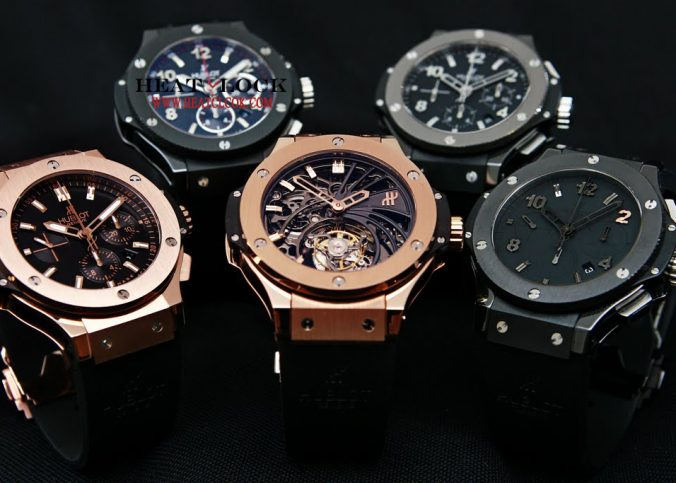 Swiss Hublot King Power Replica Watches For Men With Unique Style