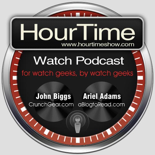 HourTime Show Watch Podcast Episode 111 - The Automaton Slyde HourTime Show
