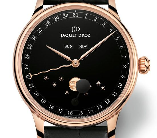 Jaquet Droz Eclipse Watch Watch Releases