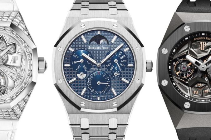 Three New Audemars Piguet Royal Oak Watches For 2018 Watch Releases