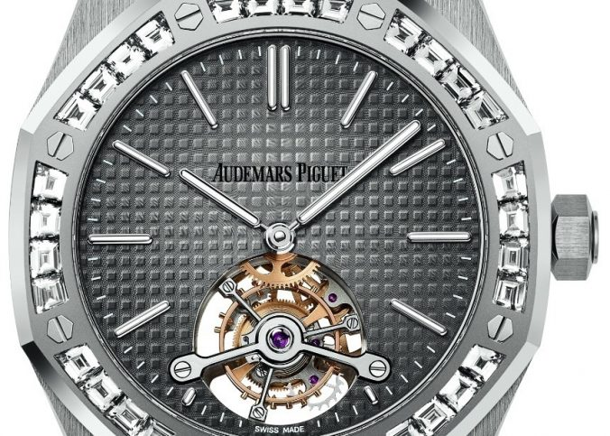 Audemars Piguet Royal Oak Tourbillon Extra-Thin Platinum Watches For SIHH 2016 Watch Releases