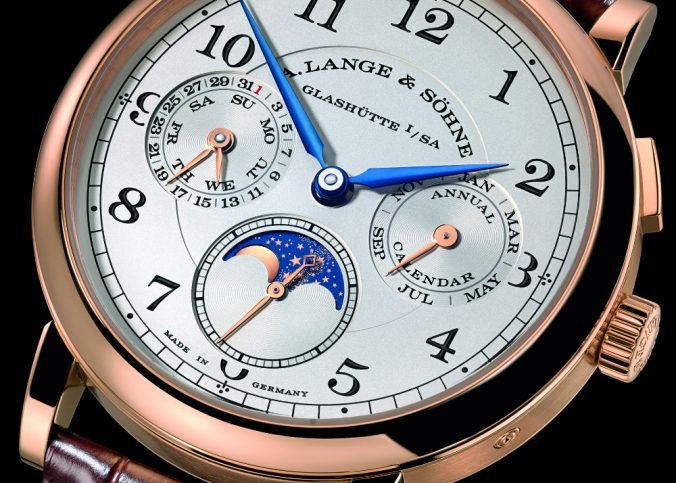 A. Lange & Söhne 1815 Annual Calendar Watch Watch Releases
