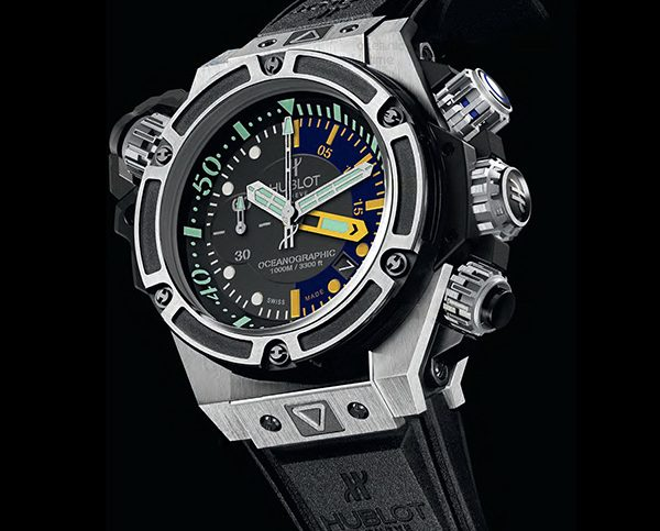 Hublot King Power Oceanographic 1000 Replica Watch