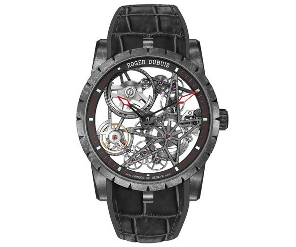 Preview The New Roger Dubuis Velvet Collection Lady's Replica Watches
