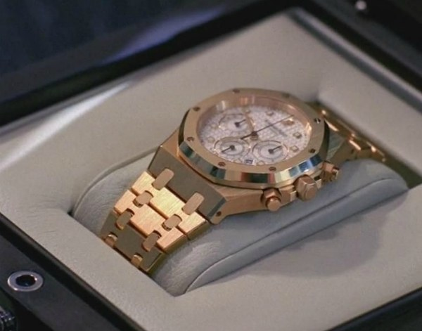Entourage's Jeremy Piven Gets Gifted Character's Audemars Piguet Watch Watch Releases