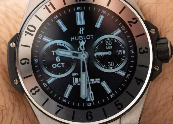 Hublot Big Bang e Smartwatch replica watches
